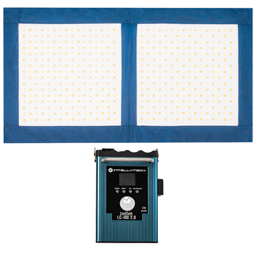 LiteCloth LC-100 2.0 - 1x2 Foldable LED Mat Kit