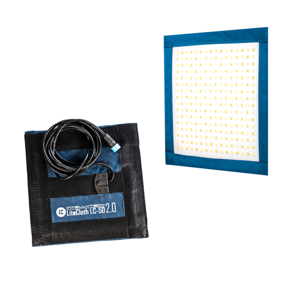LiteCloth LC-50 2.0 - 1x1 LED Mat Kit