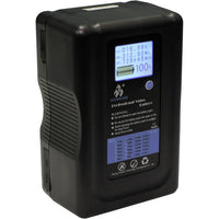 The REAL BIG BOY - Socanland 310Wh LCD Battery - Gold Mount or V-Mount