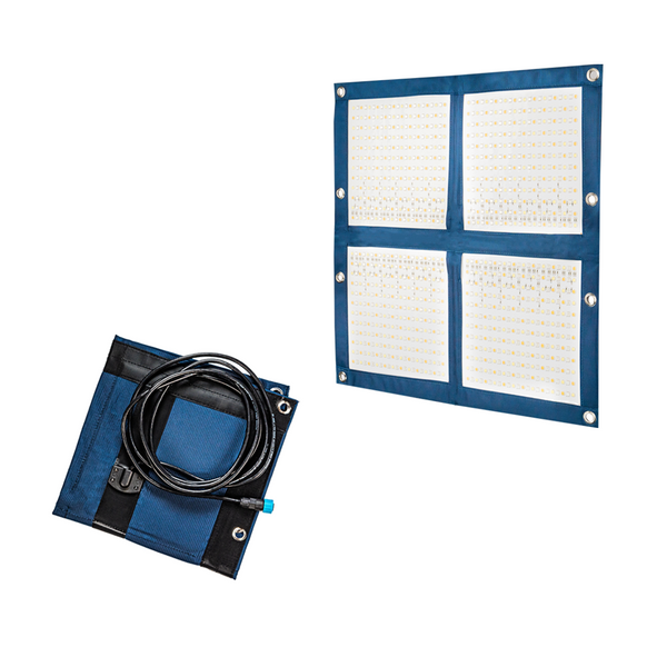 LiteCloth LC-160RGBWW 2.0 - 2x2 Foldable LED Mat Kit