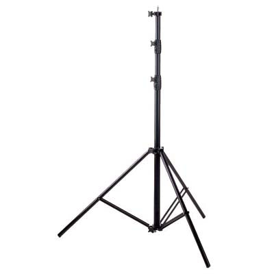 LS-2900 Light Stand - Air Cushioned (Black, 9.5')