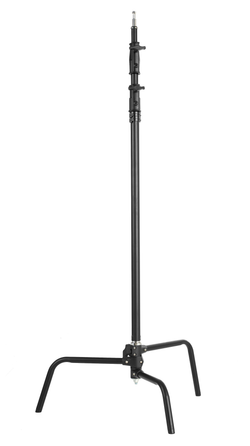 LS-2900HD C-Stand, Heavy Duty (Black, 11.8')