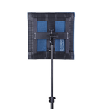 2 Light Kit - LiteCloth LC-50 - 1x1 LED Mat Kit