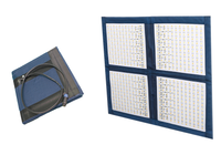 2 Light Kit - LiteCloth LC-160RGBW - 2'x2' Foldable LED Mat Kit