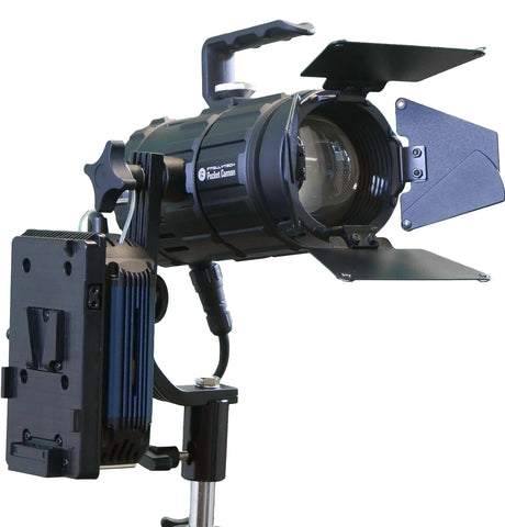 Pocket Cannon - Focusable LED Fresnel Kit