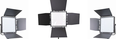 The Essentials - 3 x 1'x1', Bi-Color, Dimmable LED Light Kits) 50CTD / D-50CTD