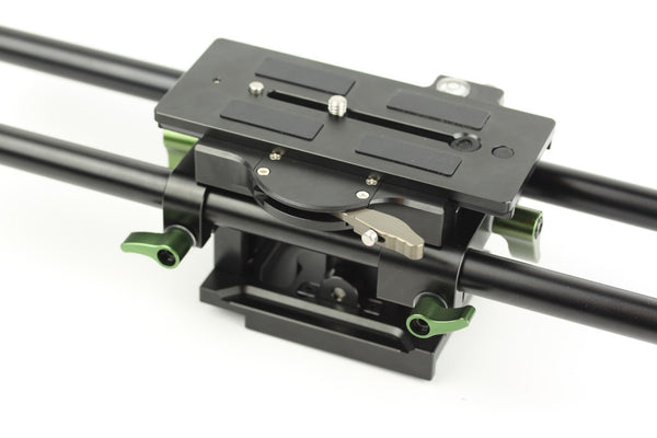 Lanparte V-Mount Height Adjustable Quick Release Baseplate VMP-01