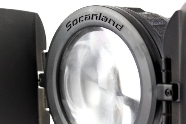 Socanland ENG-30 Fresnel Light - Bi-Color