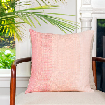 Pink Horizon Throw Pillow - Darling Spring