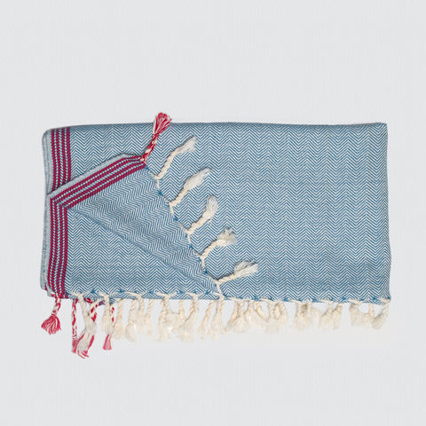 Organic Cotton Throw