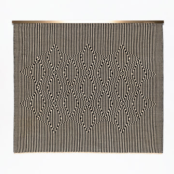 Opticals Collection Rug Tapestries - Darling Spring