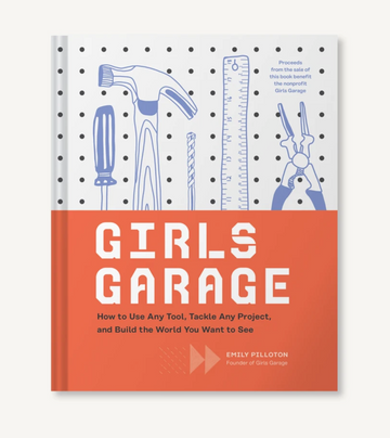 Girls Garage (Hard Cover) - Darling Spring
