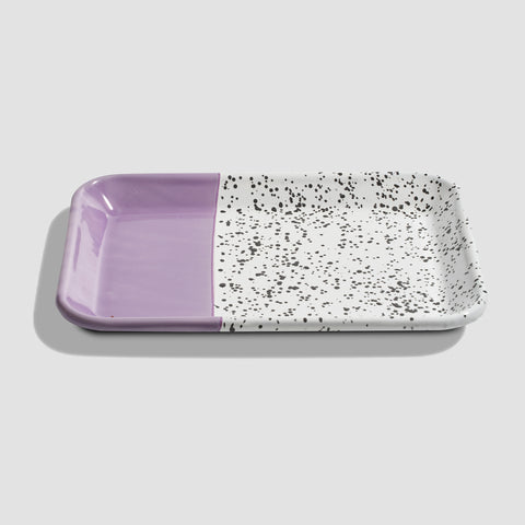 Kapka Mind-Pop Small Enamel Tray - Darling Spring