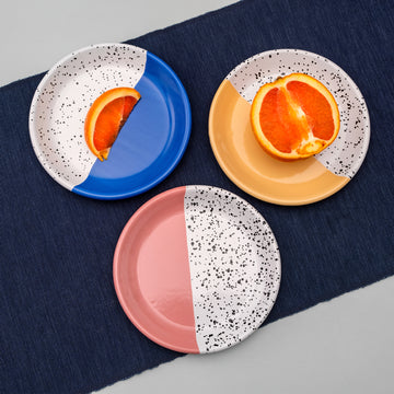 Mind-Pop Dessert Plate - Darling Spring