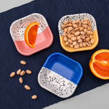 Kapka Mind-Pop Mezze Square Plate