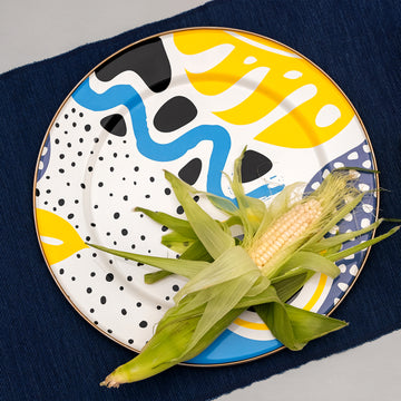 Flashback Serving Plate - Darling Spring