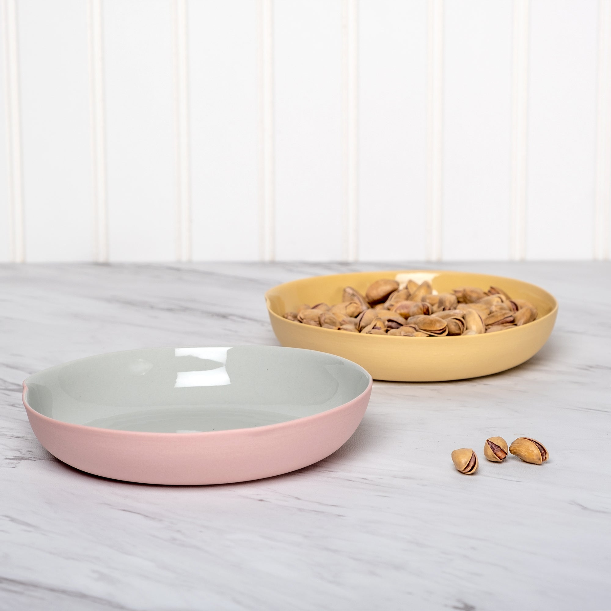 Kulak Ceramic Dream Shallow Bowl Set