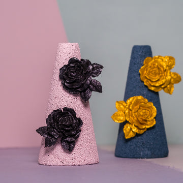 Roses Earrings - Darling Spring