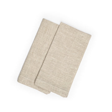 Organic Linen Napkin Set of 2 - Darling Spring