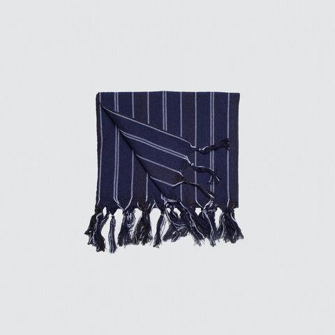 Navy Blue Turkish Towel - Darling Spring