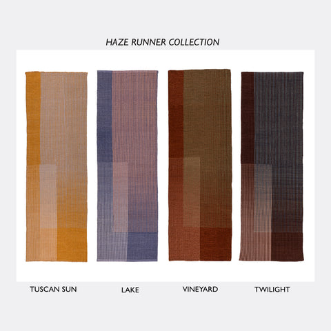 Haze Collection Color Swatch