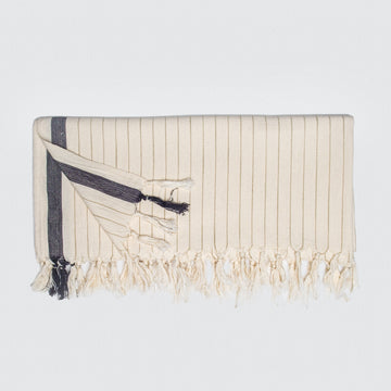 Ivory Turkish Towel - Darling Spring