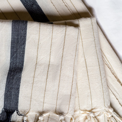 Ivory Turkish Towel