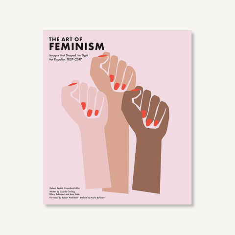 The Art of Feminism (Hard Cover) - Darling Spring