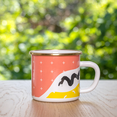 Flashback Large Mug - Darling Spring