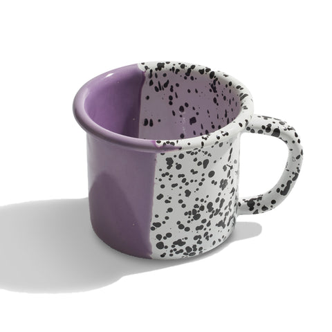 Kapka Mind-Pop Enamel Mug