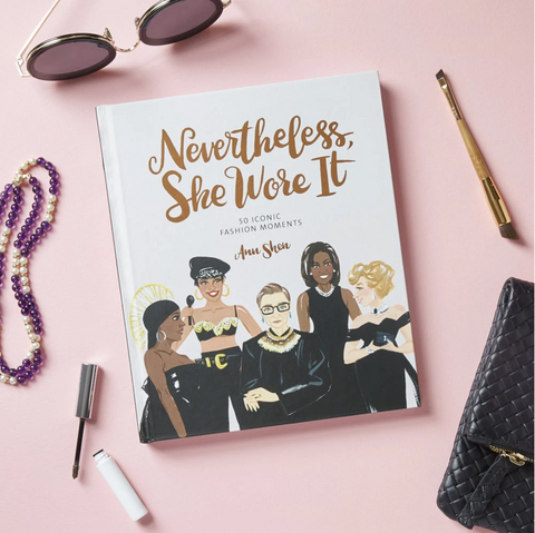 Nevertheless, She Wore It (Hard Cover) - Darling Spring