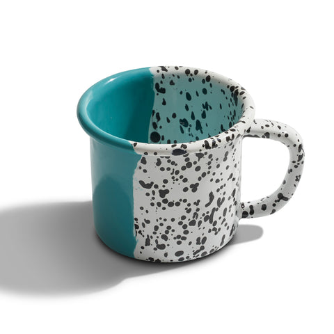 Kapka Mind-Pop Enamel Mug - Darling Spring