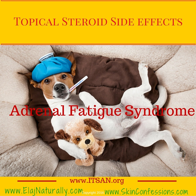 Topical Steroid Side Effects Adrenal Fatigue