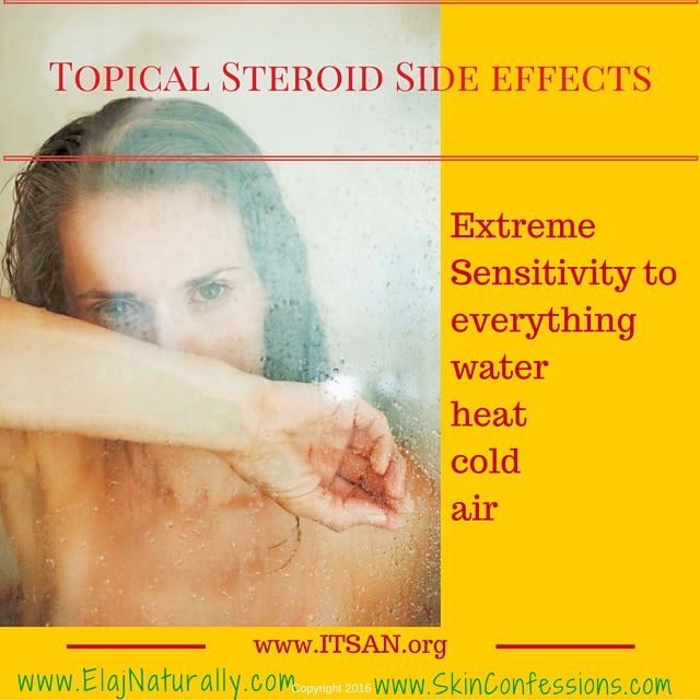 Topical Steroid Side Effects on Skin Sensitivity