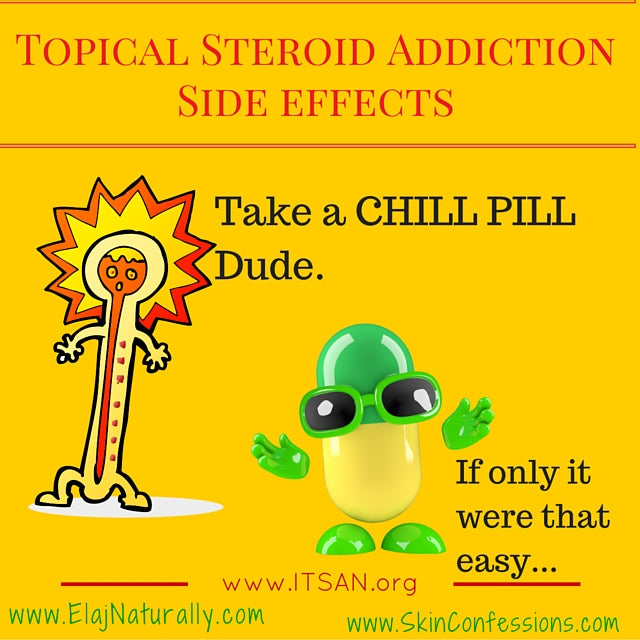 Topical Steroid Side Effects Emotional Health