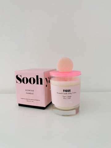 FIGUE SOOHYANG CANDLE