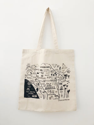 LOS ANGELES TOTE