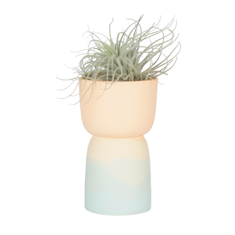 SUNSET PEDESTAL PLANTER