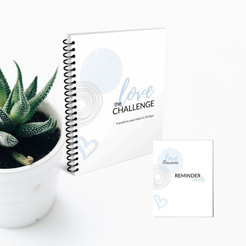 The Love Challenge Workbook