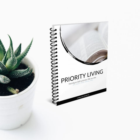 Priority Living Workbook