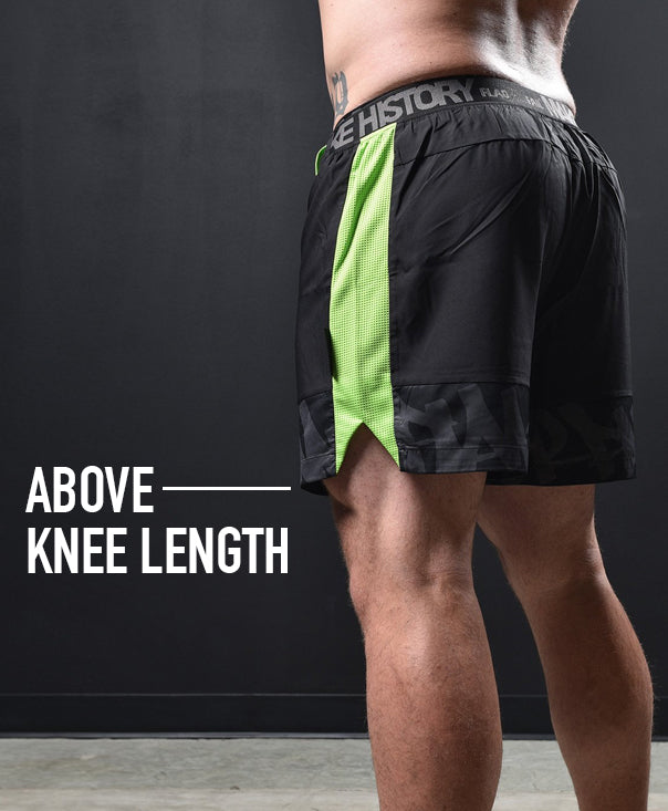Above Knee Length