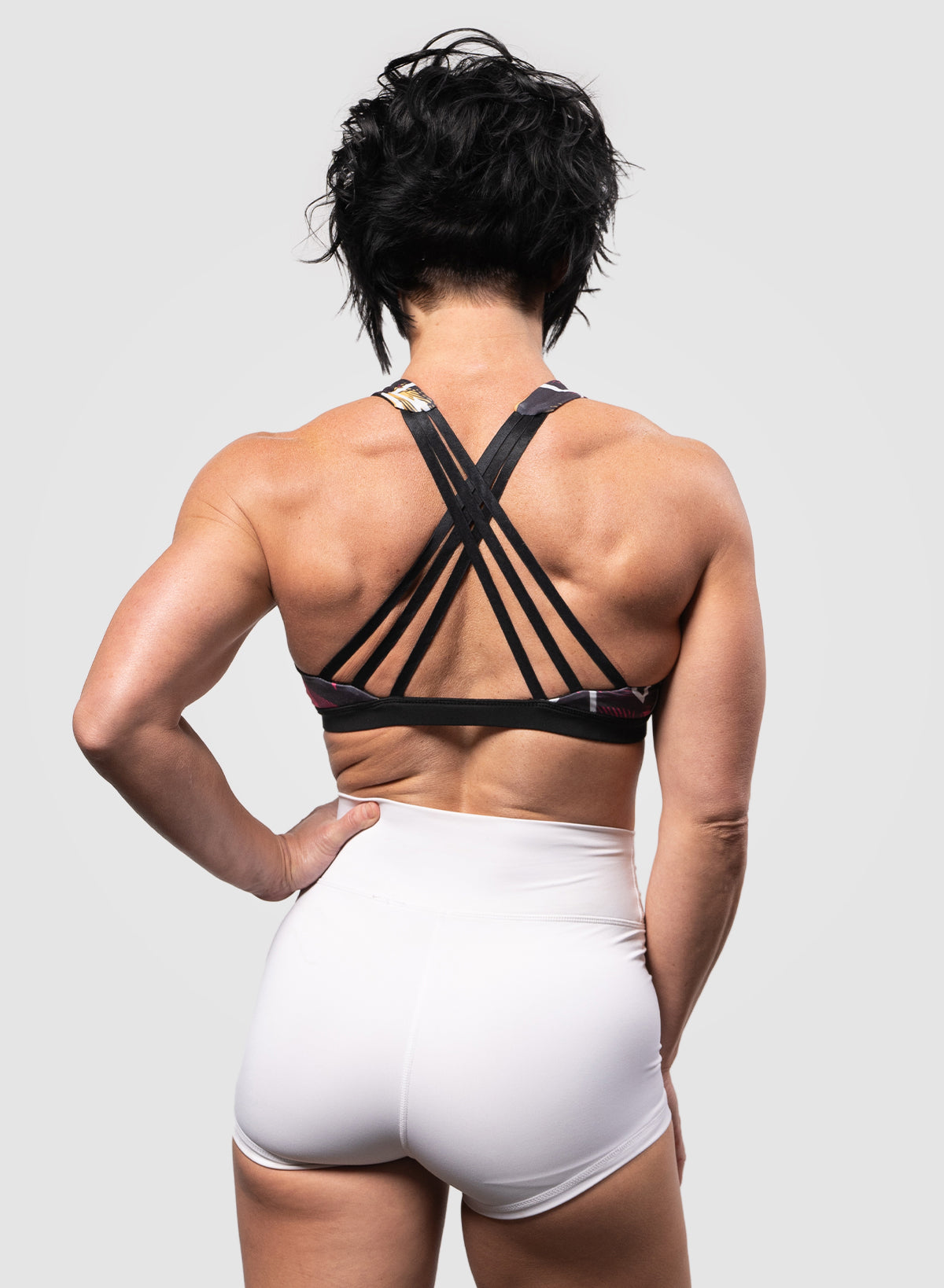 FNF VIVID SPORTS BRA - COLORED VECTOR