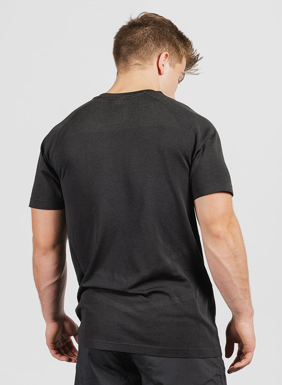 MEN'S TEK TEE - BLACK
