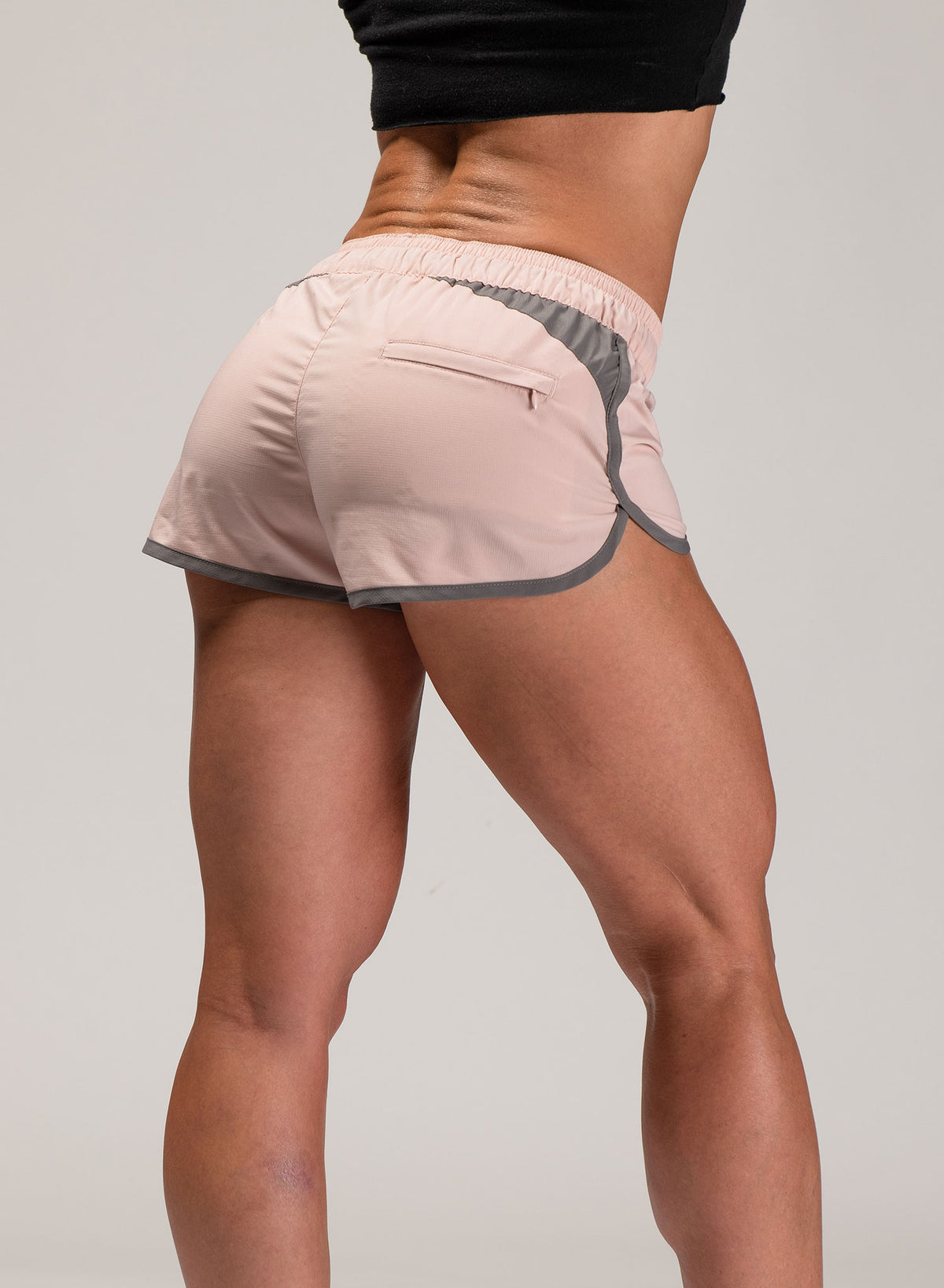 FNF APEX SHORTS - BLUSH