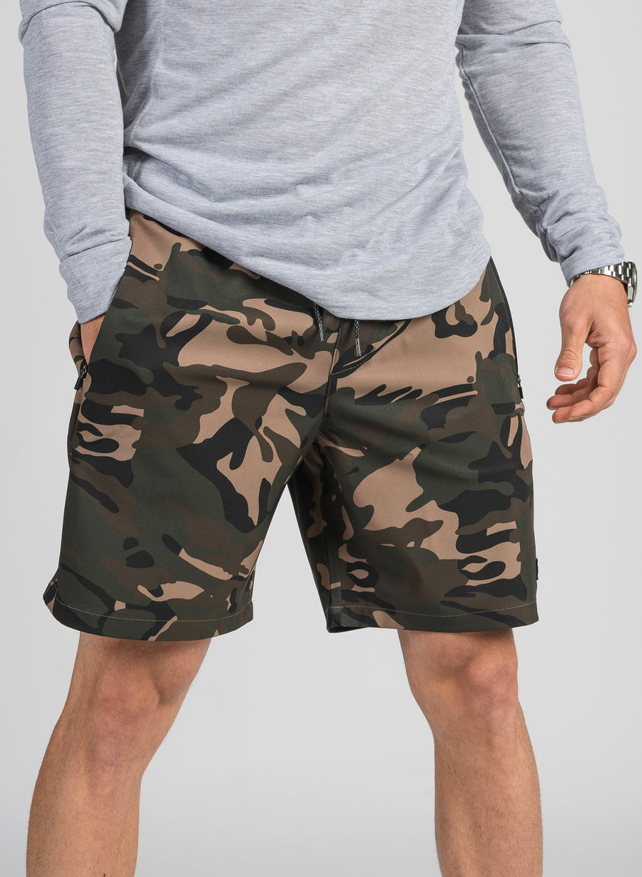 MEN'S EVERYDAY SHORTS - CAMO