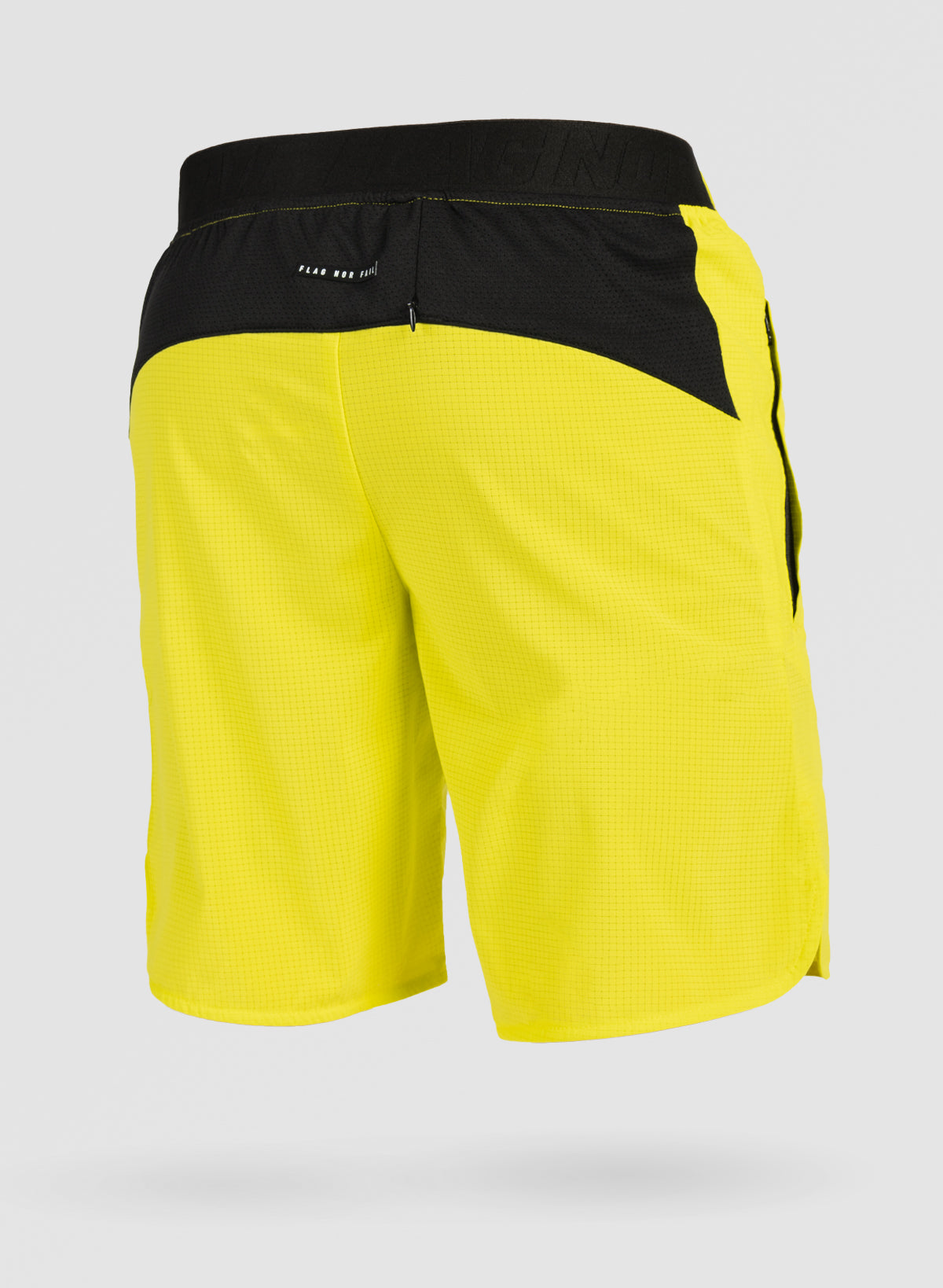 MEN'S TEK TRAINING SHORTS - NEON
