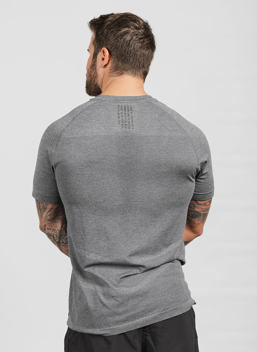 MEN'S TEK TEE - GREY