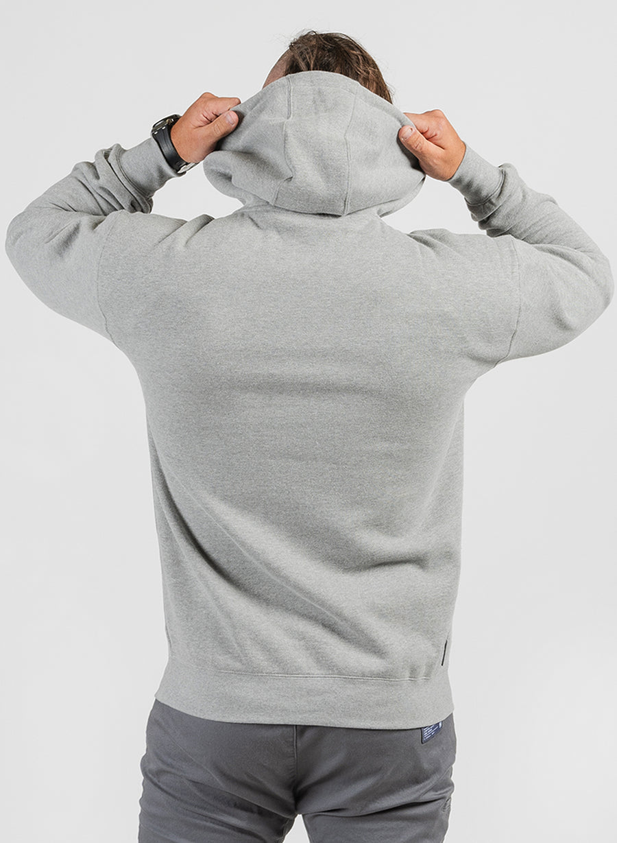 FNF STATIC FLEECE - GREY