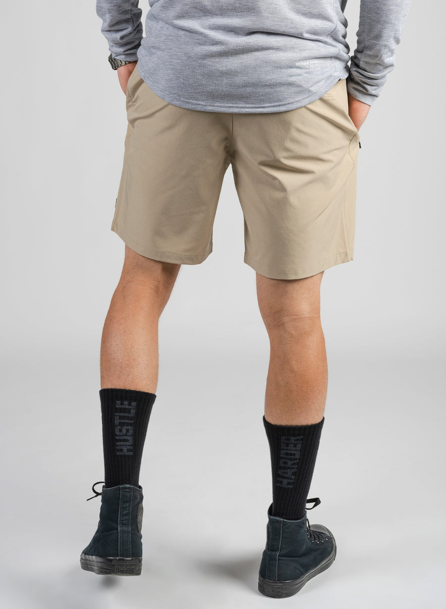 MEN'S EVERYDAY SHORTS - KHAKI