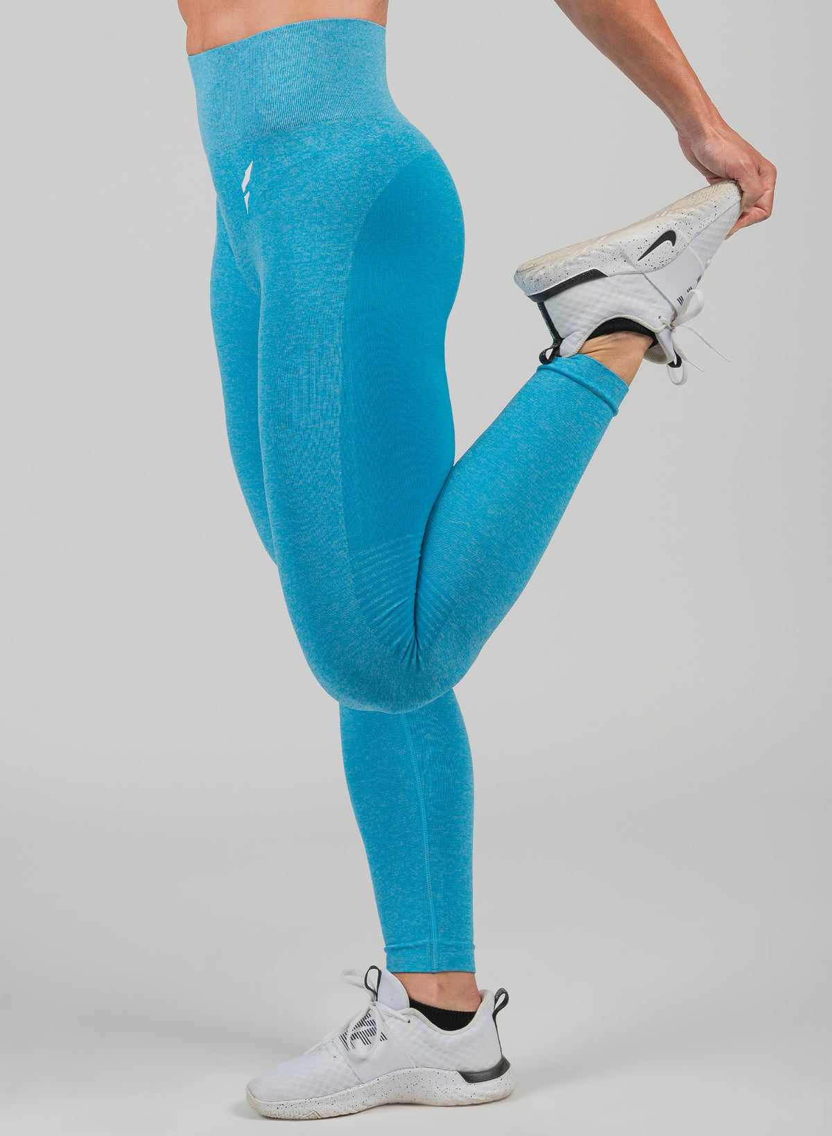 FNF SEAMLESS TIGHTS - BLUE